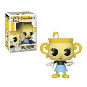 Ms Chalice - Cuphead S2 - Vinyl Collectible Figure